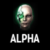 LOW-GRADE CRYSTAL ALPHA