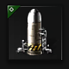 Arch Angel Nuclear XL (projectile ammo) - 25,000 units