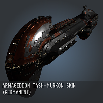 Armageddon Tash-Murkon SKIN (permanent)