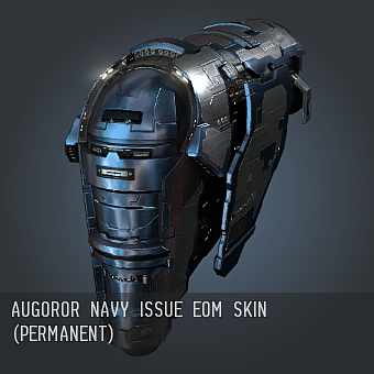 Augoror Navy Issue EoM SKIN (permanent)