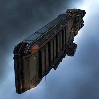 BUSTARD (Caldari Transport Ship)