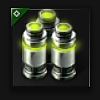 Caldari Navy Uranium Charge L (hybrid charge) - 100,000 units