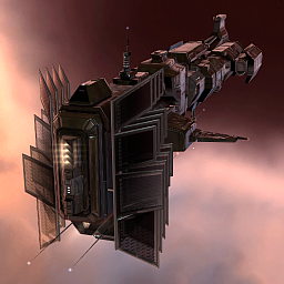 CLAYMORE (Minmatar Command Ship)