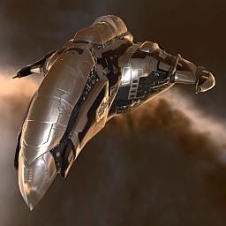 DAMNATION (Amarr Command Ship)