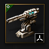 Dread Guristas Dual 150mm Railgun - 10 units