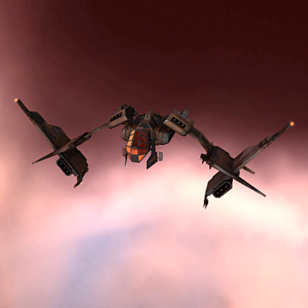 Dromi I (support fighter drone) - 25 units