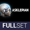 Full Set of High-Grade ASKLEPIAN implants