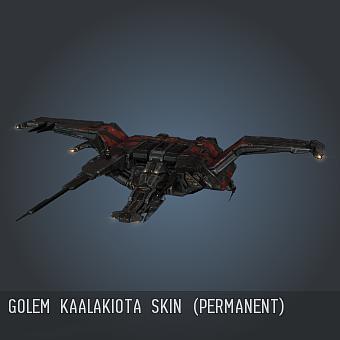 Golem Kaalakiota SKIN (permanent)