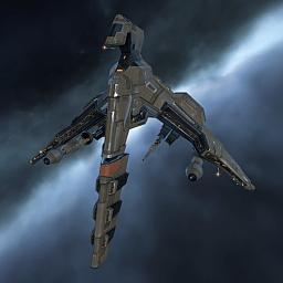 HAWK (Caldari Assault Ship) - 3 units