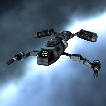 'Augmented' Hornet (light attack drone) - 10 units