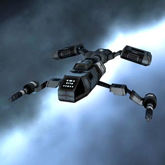 Caldari Navy Hornet (light attack drone) - 100 units