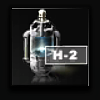 Hydrogen Isotopes (ice material) - 250,000 units