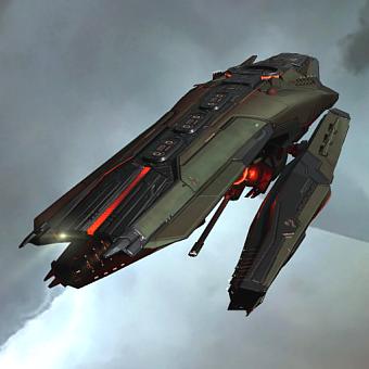 Ikitursa (Triglavian Heavy Assault Cruiser)