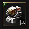 Imperial Navy Mega Pulse Laser - 5 units