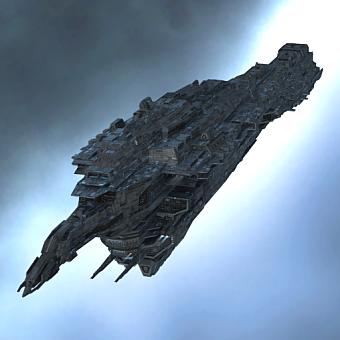 Leviathan (Caldari Titan)