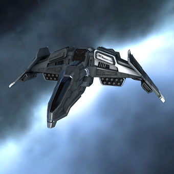 Mantis II (heavy fighter drone) - 10 units