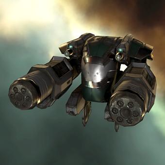 Ogre I (heavy attack drone) - 1000 units