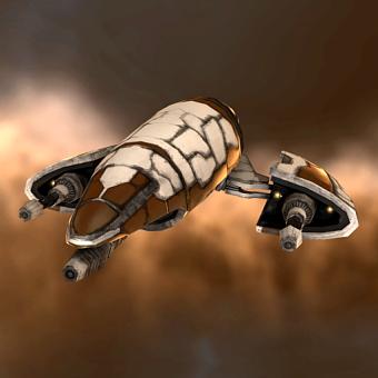 Praetor I (heavy attack drone) - 1000 units