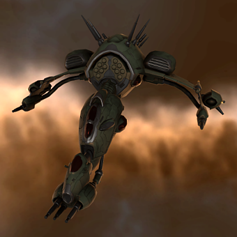Shadow (heavy fighter drone)