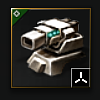 Shadow Serpentis Ion Blaster Cannon - 5 units