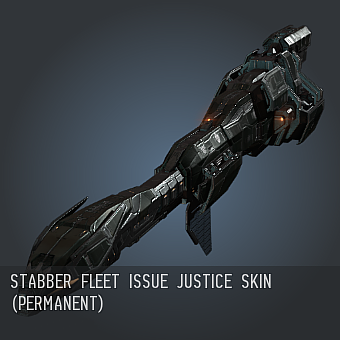 Stabber Fleet Issue Justice SKIN (permanent)