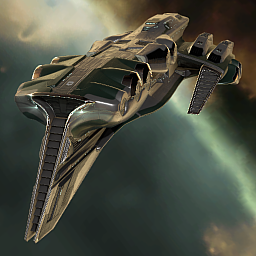 TALOS (Gallente Battlecruiser) - 3 units
