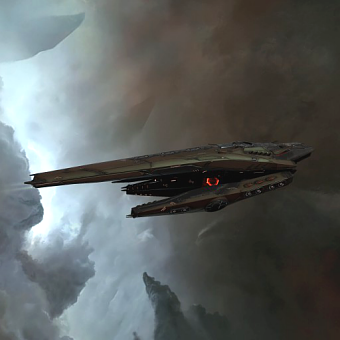 Vedmak (Precursor Cruiser)