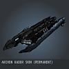 Archon Kador SKIN (permanent)
