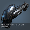 Armageddon Navy Issue EoM SKIN (Permanent)