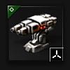 'Arquebus' Heavy Beam Laser I - 5 units