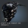 Astarte Intaki Syndicate SKIN (Permanent)