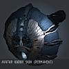 Avatar Kador SKIN (permanent)