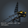 Breacher Valklear Glory SKIN (Permanent)