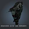Broadsword Justice SKIN (permanent)