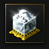 Compressed Pristine White Glaze (ice ore) - 1,000 units