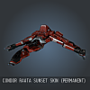 Condor Raata Sunset SKIN (Permanent)