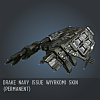 Drake Navy Issue Wiyrkomi SKIN (Permanent)