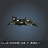 Falcon Wiyrkomi SKIN (permanent)