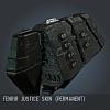 Fenrir Justice SKIN (Permanent)