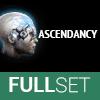 Full Set of High-Grade ASCENDANCY implants