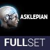 Full Set of High-Grade ASKLEPIAN implants
