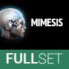 Full Set of High-Grade MIMESIS implants