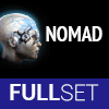 Full Set of Mid-Grade NOMAD implants