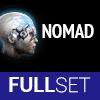 Full Set of Mid-Grade NOMAD implants
