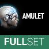 Full Set of High-Grade AMULET implants (ex SLAVE set)