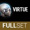 Full Set of Mid-Grade VIRTUE implants