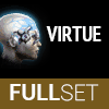 Full Set of Low-Grade VIRTUE implants
