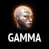 LOW-GRADE CRYSTAL GAMMA