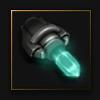 Hemorphite Mining Crystal I - 500 units