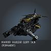 Hoarder Valklear Glory SKIN (Permanent)